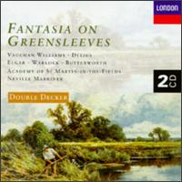 Vaughan Williams: Fantasia on Greensleeves, Etc. - Academy of St. Martin-in-the-Fields; Hugh Maguire (violin); Iona Brown (violin); Kenneth Essex (viola);...