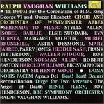 Vaughan Williams: Serenade to Music; Dona Nobis Pacem - Astra Desmond (contralto); Elsie Suddaby (soprano); Eva Turner (soprano); Frank Titterton (tenor); Harold Williams (bass);...