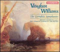 Vaughan Williams: The Complete Symphonies [Box Set] - Brian Rayner Cook (baritone); Catherine Bott (soprano); Roderick Elms (organ); Yvonne Kenny (soprano);...