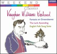 Vaughan Williams Weekend - David Flood (organ); Hervey Alan (bass baritone); Iona Brown (violin); Philip Jones Brass Ensemble (brass ensemble);...
