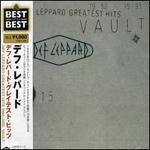 Vault: Def Leppard Greatest Hits [Japan Bonus Tracks]
