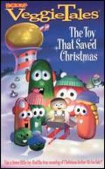 080689519796: Veggie Tales: The Toy That Saved Christmas - A Le -