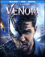 Venom [Includes Digital Copy] [Blu-ray/DVD] - Ruben Fleischer