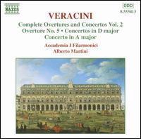 Veracini: Complete Overtures and Concertos, Vol.2 - Accademia I Filarmonici; Alberto Martini (conductor)