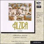 Verdi:Alzira/Donizetti:Maria di Rohan/Anna Bolena