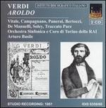 Verdi: Aroldo - Aldo Bertocci (vocals); Maria Vitale (vocals); Miti Truccato Pace (vocals); Rolando Panerai (vocals);...