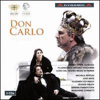 Verdi: Don Carlo - Gregory Bonfatti (vocals); Ievgen Orlov (vocals); Jose Bros (vocals); Lavinia Bini (vocals); Marianne Cornetti (vocals);...