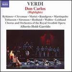Verdi: Don Carlos (Highlights)