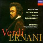 Verdi: Ernani - Alastair Miles (vocals); Joan Sutherland (vocals); Leo Nucci (vocals); Linda McLeod (vocals); Luciano Pavarotti (tenor);...