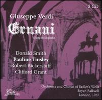 Verdi: Ernani - Clifford Grant (vocals); David Morton Gray (vocals); Donald Smith (vocals); Marie Robinson (vocals);...