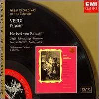 Verdi: Falstaff - Anna Moffo (vocals); Elisabeth Schwarzkopf (vocals); Fedora Barbieri (vocals); Luigi Alva (vocals); Nan Merriman (vocals);...