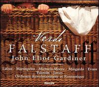 Verdi: Falstaff - Anthony Michaels-Moore (vocals); Antonello Palombi (vocals); Eirian James (vocals); Francis Egerton (vocals);...