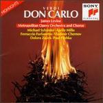 Verdi:Highlights From Don Carlo
