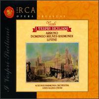 Verdi: I Vespri Siciliani - Alan Byers (tenor); James Morris (bass); Kenneth Collins (tenor); Leo Goeke (tenor); Maria Ewing (soprano);...
