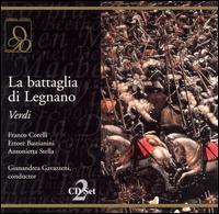 Verdi: La Battaglia di Legnano - Agostino Ferrin (vocals); Antonietta Stella (vocals); Antonio Zerbini (vocals); Aurora Cattelani (vocals);...