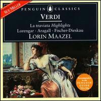 Verdi: La Traviata (Highlights) - Giacomo Aragall (vocals); Giovanni Foiani (vocals); Mirella Fiorentini (vocals); Pier Francesco Poli (vocals);...