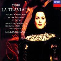 Verdi: La Traviata - Angela Gheorghiu (vocals); Bryan Secombe (vocals); Frank Lopardo (tenor); Gillian Knight (mezzo-soprano);...