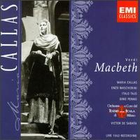 Verdi: Macbeth - Angela Vercelli (vocals); Attilio Barbesi (vocals); Dario Caselli (vocals); Enzo Mascherini (vocals); Gino Penno (vocals);...