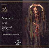 Verdi: Macbeth - Alfredo Mariotti (vocals); Antonio Zerbini (vocals); Carlo Zardo (vocals); Nicola Martinucci (vocals);...