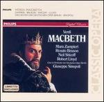 Verdi: Macbeth - Andreas Schmidt (baritone); Claes-Håkan Ahnsjo (tenor); Lucia Aliberti (soprano); Mara Zampieri (soprano);...