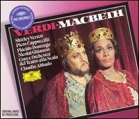 Verdi: Macbeth - Alfredo Giacomotti (baritone); Alfredo Mariotti (vocals); Antonio Savastano (vocals); Carlo Zardo (vocals);...