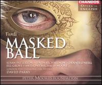 Verdi: Masked Ball - Anthony Michaels-Moore (baritone); Ashley Catling (tenor); Brindley Sherratt (bass); Charles Kilpatrick (staging);...