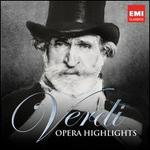 Verdi: Opera Highlights