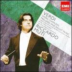 Verdi: Preludes; Ballet Music; Opera Choruses