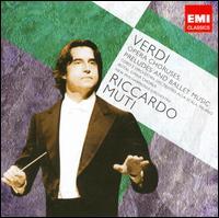 Verdi: Preludes; Ballet Music; Opera Choruses - Dolora Zajick (mezzo-soprano); Gordon Hunt (oboe); John McCaw (clarinet); Mirella Freni (soprano);...
