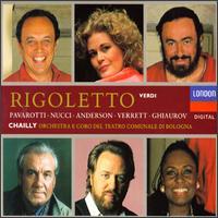 Verdi: Rigoletto - Anna Caterina Antonacci (vocals); Carlo de Bortoli (vocals); June Anderson (vocals); Leo Nucci (vocals);...