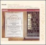 Verdi: Stiffelio - Ezio di Cesare (tenor); José Carreras (tenor); Maria Venuti (mezzo-soprano); Matteo Manuguerra (baritone); Sylvia Sass (soprano); Thomas Moser (tenor); Vladimiro Ganzarolli (bass); ORF Vienna Radio Chorus (choir, chorus)
