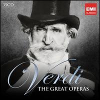 Verdi: The Great Operas [EMI] - Adriana Lazzarini (vocals); Aldo Bottion (vocals); Alfredo Giacomotti (vocals); Alfredo Kraus (vocals);...