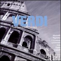 Verdi: The Greatest Operas (Macbeth, Rigoletto, Il trovatore, La traviata, Aida, Otello, Falstaff) - Agostino Lazzari (vocals); Anna Pedrotti (vocals); Arturo la Porta (vocals); Carlo Cossutta (vocals);...