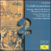 Verdi: Un Ballo in maschera - Edita Gruberová (vocals); Giovanni Foiani (vocals); Katia Ricciarelli (vocals); Luigi de Corato (vocals);...