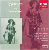 Verdi: Un Ballo in Maschera - Beniamino Gigli (vocals); Blando Giusti (vocals); Elda Ribetti (vocals); Fedora Barbieri (vocals); Gino Bechi (vocals);...