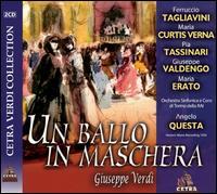 Verdi: Un ballo in maschera -