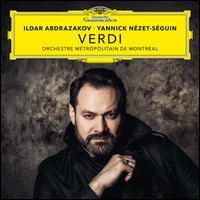 Verdi - Geoffroy Salvas (baritone); Geoffroy Salves Wurm (vocals); Ildar Abdrazakov (bass); Rolando Villazón (tenor);...