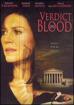 Verdict in Blood - Stephen Williams