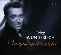 Vergiss mein nicht - Antonia Fahberg (soprano); Ernst Stankovski (vocals); Friederike Sailer (soprano); Fritz Wunderlich (trumpet);...