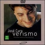Verismo [DVD Audio] - Aline Brewer (harp); Anne-Marie Owens (soprano); Anne-Marie Owens (mezzo-soprano); José Cura (tenor); Philharmonia Orchestra; José Cura (conductor)