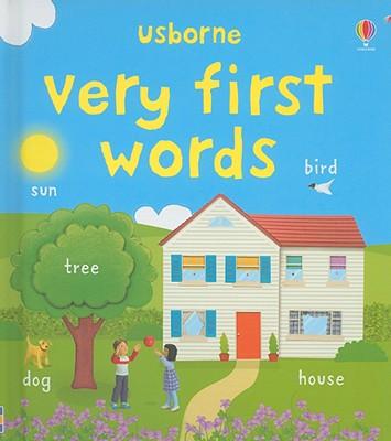 Very First Words - Usborne Books (Creator)