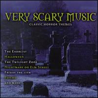 Very Scary Music: Classic Horror Themes - Various Artists