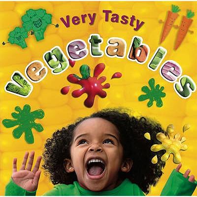 Very Tasty Vegetables - Jones, Bryony
