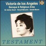 Victoria de los Angeles sings Baroque & Religious Arias
