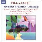 Villa-Lobos: Bachianas Brasileiras (Complete)