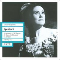 Vincenzo Bellini: I Puritani - David Ward (vocals); Ernest Blanc (vocals); Giuseppe Modesti (vocals); Joan Sutherland (vocals); John Kentish (vocals);...