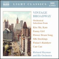 Vintage Broadway - Richard Hayman and His Symphony Orchestra