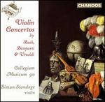 Violin Concertos by Bach, Bonporti, Vivaldi