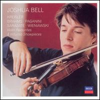 Violin Favourites & Virtuoso Showpieces - Joshua Bell (violin); Paul Coker (piano); Samuel Sanders (piano)