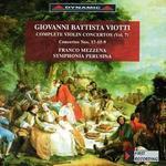 Viotti: Complete Violin Concertos, Vol. 7